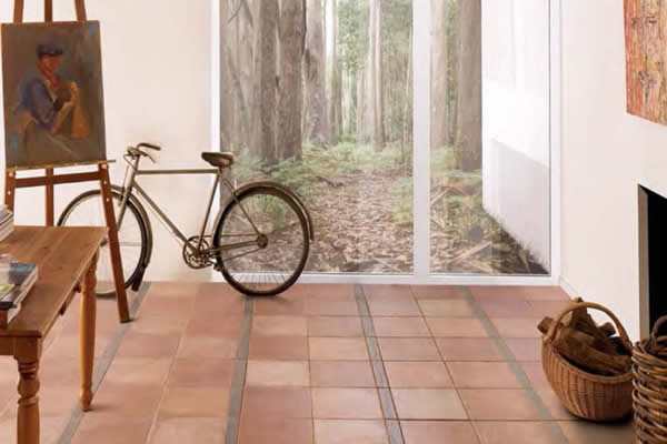 Carrelage design bigmat carrelage moderne design pour for Carrelage imitation terre cuite