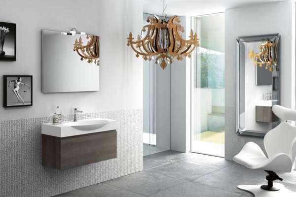 les meubles de salle de bains conomiques. Black Bedroom Furniture Sets. Home Design Ideas