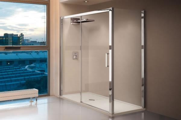 Les receveurs et parois de douche - Douche a l italienne dimensions ...