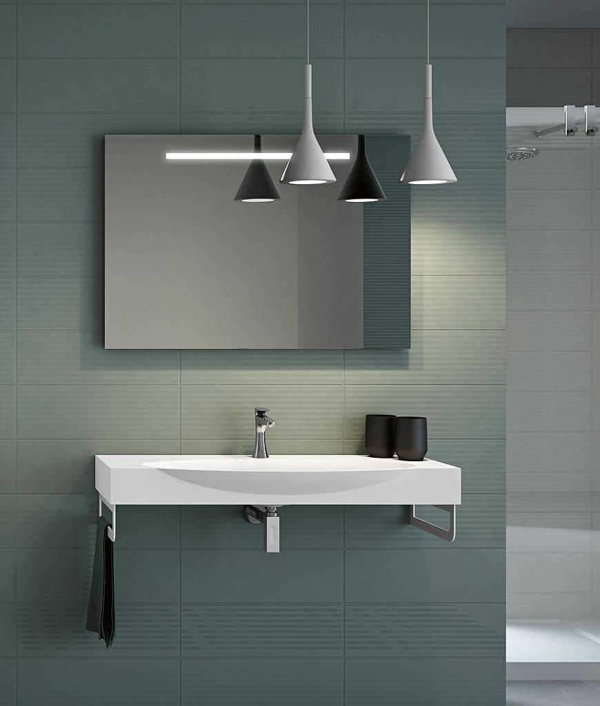 meubles de salle de bains conomique serie inside. Black Bedroom Furniture Sets. Home Design Ideas