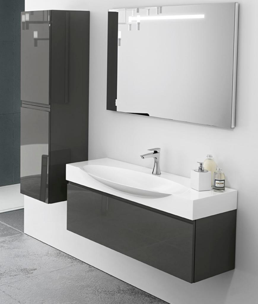 Meubles de salle de bains conomique serie quick - Salle de bain economique ...