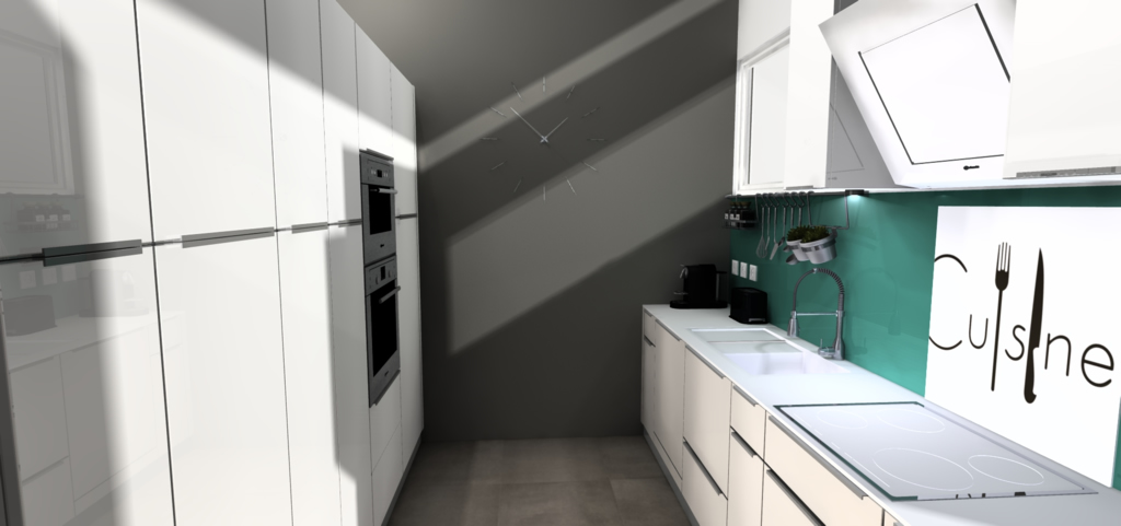 conception de visuels 3d. Black Bedroom Furniture Sets. Home Design Ideas