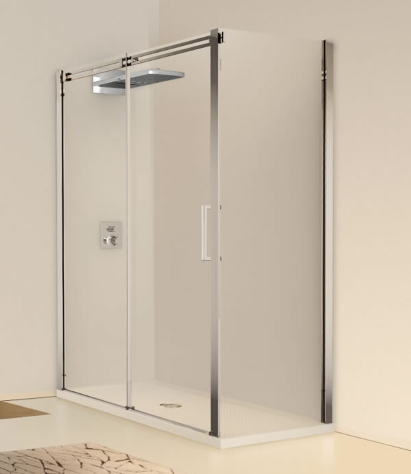 porte douche diamanti 2p